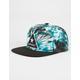 ASPHALT YACHT CLUB Marbled Boys Snapback Hat