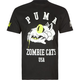 PUMA Global Rallycross Zombie Cat Mens T-Shirt