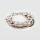FULL TILT Chain Toggle Bracelet