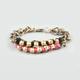FULL TILT 2 Piece Thread Wrap Chain Bracelet