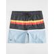 MICROS Akaw Mens Elastic Waist Shorts