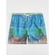 MICROS Paradise Mens Elastic Waist Shorts