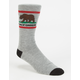 BLUE CROWN Basic CA Bear Mens Socks