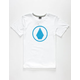 VOLCOM Solid Stone Little Boys T-Shirt