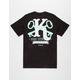 KEY STREET Crossed Keys Mens T-Shirt
