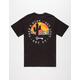KEY STREET Take A Hike 2 Mens T-Shirt