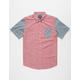 RETROFIT Colorblock Mens Shirt