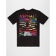 ASPHALT YACHT CLUB x CHEECH & CHONG Optic Mens T-Shirt