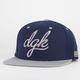 DGK Cursive Mens Snapback Hat