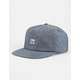 FOURSTAR Denim Mens Snapback Hat