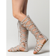 SODA Ghillie Sky High Womens Gladiator Sandals