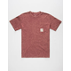 MATIX Mill Mens Pocket Tee