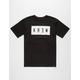 KR3W Paisley Locker Mens T-Shirt