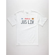 JSLV Plates Mens T-Shirt