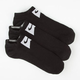 NIKE SB 3 Pack Mens No Show Socks