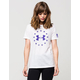 UNDER ARMOUR Freedom Logo Womens Tee