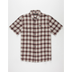 KR3W Adams Mens Flannel Shirt