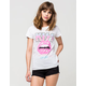 JUNK FOOD Kiss Womens Tee
