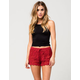 FULL TILT Crochet Knit Womens Shorts