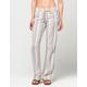 FULL TILT Palazzo Linen Womens Pants