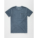 RVCA Cold Call Mens Pocket Tee