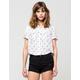 FULL TILT Printed Camp Womens Shirt