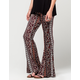FULL TILT Floral Ethnic Womens Flare Pants