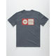 RVCA Correction Boys T-Shirt