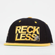 YOUNG & RECKLESS Reckless Patch Mens Snapback Hat
