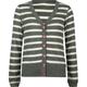 FULL TILT Stripe Girls Cardigan