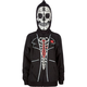 DC SHOES Day Of The Dead Full Zip Boys Hoodie
