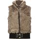 FULL TILT Faux Fur Girls Vest