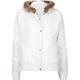 FULL TILT Fur Trim Girls Hooded Jacket
