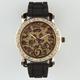 Leopard Rhinestone Watch