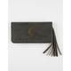 Whipstitch Tassel Wallet