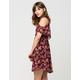 LOTTIE & HOLLY Floral Surplus Dress