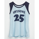 FULL TILT Awesome 25 Girls Raglan Tee