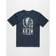 KR3W Headdress Mens T-Shirt