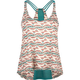 FULL TILT Multi Strap Tribal Womens Tank