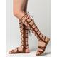 BAMBOO Raku Womens Gladiator Sandals