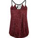 FULL TILT Womens Ribbon Tank