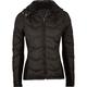 ASHLEY Sweater Panel Womens Puffer Jacket