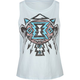 FULL TILT Tribal Womens Muscle Tee