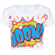 FULL TILT Boom Womens Boxy Crop Tee