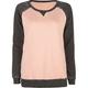 FULL TILT Essential Womens Burnout Sweatshirt