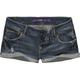 C PINK Fray Hem Womens Shorts