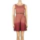 LOTTIE & HOLLY Dip Dye Womens Lace Dress