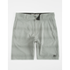 BILLABONG Crossfire X Stripe Mens Hybrid Shorts
