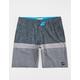 RUSTY Spellbound Mens Hybrid Shorts