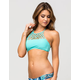 RAISINS Knot Lattice Bikini Top
